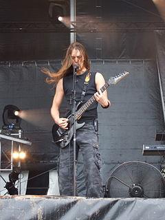 Mark Jansen Dutch musician