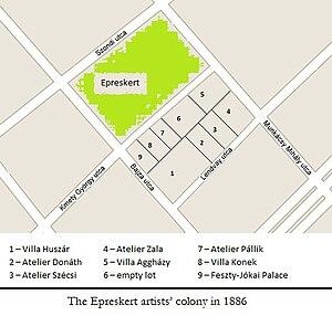Epreskert Art Colony