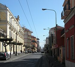 Ercolano A view of the Golden Mile.JPG