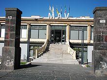 Il MAV, il Museo Archeologico Virtuale di Ercolano