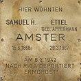 Erinnerungsstein für Samuel und Ettel Amster.jpg