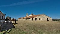 Ermita de San Benito Abad (Montes de San Benito). El Cerro de Andévalo.jpg
