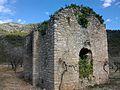 Ermita del Pla de Petracos, Castell de Castells.JPG