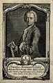 Ernst Jeremiah Neifeld. Line engraving by Schleuen. Wellcome V0004239.jpg