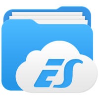 Logotipo do ES File Explorer