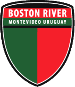 Boston River - Image: Escudo Boston River