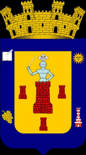 Vicuña, Chile - Image: Escudo Vicuña Chile