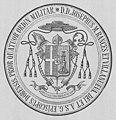 Escudo episcopal de José María Rancés y Villanueva.jpg
