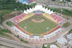 Estadio Metropolitano de San Cristóbal - The stadium in 2006