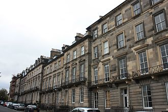 William Turner (anatomist) - Eton Terrace, Edinburgh