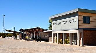 Eucla, Western Australia - Eucla Motor Hotel, 2017