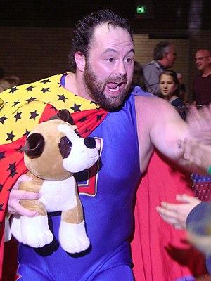 Eugene (wrestler) - Dinsmore in 2007