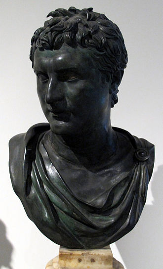 Eumenes II - Bust of Eumenes II (putative, also known more generically as the young commander)