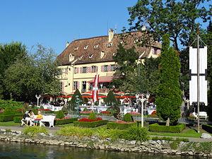 Schloss Balthasar, Europa-Park, Rust