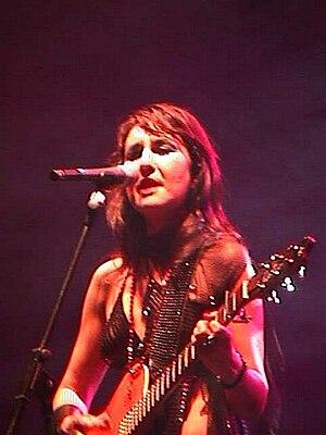 Amaral, Eva (1972-)