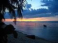Evening on a Ban Bang Po beach - panoramio.jpg