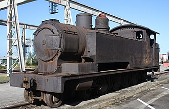 South African Class G 4-8-2T - Image: Ex NGR SAR Class G 4 8 2T Nbr 221 (Builder NBL) (15081956921)