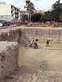 Excavació a Vil·la romana de la Mola.jpg
