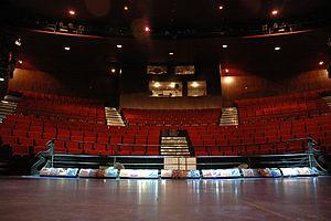 Northcott Theatre - Exeter Northcott Theatre Auditorium