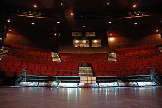 Northcott Theatre theatre on Streatham Campus of the University of Exeter, Devon, England