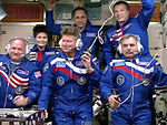 Expedition 43 welcoming ceremony.jpg