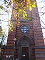 External building of Klara kyrka, picture from the yard (18).jpg