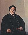 Félix Valloton, Portrait of Gertrude Stein, 1907.jpg