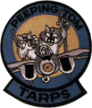 F-14 Tomcat TARPS squadron (US Navy) patch 1988.png