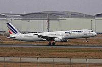 F-GTAO - A321 - Air France