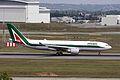 F-WWKP (1252 EI-EJK) A330-202 Alitalia TLS 31AUG11 (6101171562).jpg