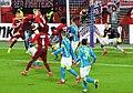 FC Salzburg versus SSC Napoli (UEFA Euroleague Achtelfinalrückspiel 14. März 2019) 49.jpg