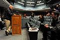 FEMA - 43259 - FEMA Administrator W. Craig Fugate at the podium in North Dakota.jpg