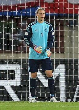 FIFA WC-qualification 2014 - Austria vs. Germany 2012-09-11 -Manuel Neuer 02
