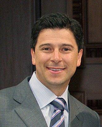 Fabian Núñez - Image: Fabian Nunez