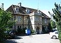 Facade of Melksham House, Melksham (geograph 5090497).jpg