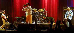 Faith No More - Faith No More performing in Portugal in 2009