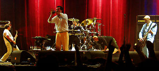 Faith No More American alternative metal band
