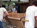 Family boatbuilding at the Wooden Boat Festival (2810754533).jpg