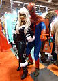 Fan Expo 2015 - Black Cat & Spider-Man (21756521832).jpg