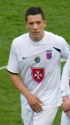Balázs Farkas - Image: Farkas Balázs (labdarúgó, 1988)