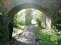 Farm bridge at Donisthorpe, Leicestershire.jpg