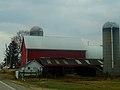 Farm with two Silos - panoramio (3).jpg