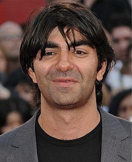 Fatih Akin German-Turkish film director, screenwriter, actor and film producer