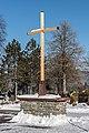 Ferlach Parkfriedhof Holzkreuz 28012017 6216.jpg