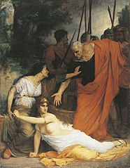 Death of Messalina
