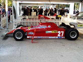 Ferrari 126C - Image: Ferrari 126CK