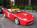Ferrari 575 Superamerica - front right (Crown Casino, Melbourne, Australia, 3 March 2007).JPG