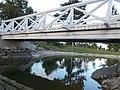 Festetics Palace English landscape park, footbridge, Keszthely, 2016 Hungary.jpg