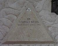 Feuerhalle Simmering - Arkadenhof (Abteilung ALI) - Leopold Weiss 02.jpg