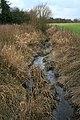Field Drain near The Derwent - geograph.org.uk - 1183289.jpg